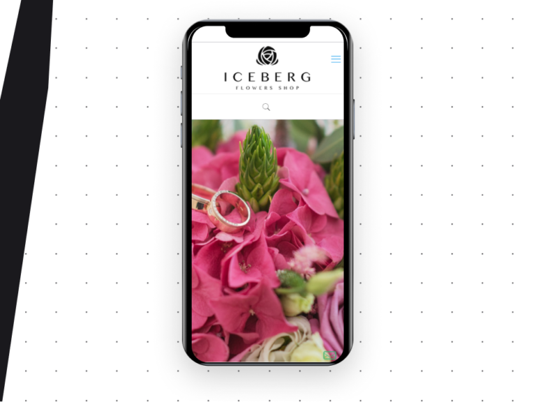 Icebergflowers